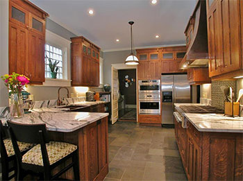 Renovated Kitchen, design & build services