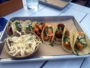Fine tacos at BarTaco
