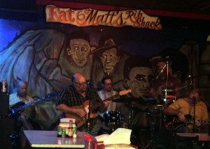10,000 Pontiacs at Fat Matt's