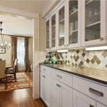 The new kitchen